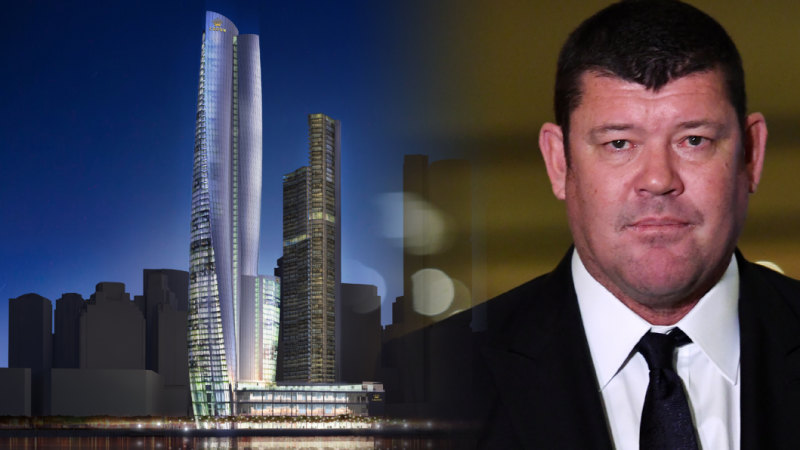 Why James Packer Sells Almost Half His Stake In Crown Resorts?
