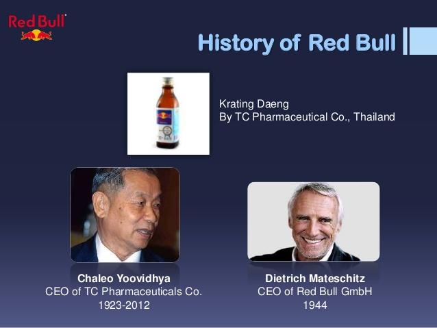 Red Bull – The Story Of Dietrich Mateschitz and Chaleo Yoovidhya