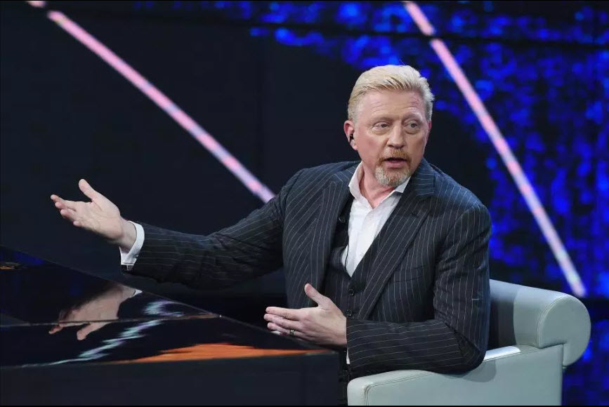 The Bankrupt of Tennis Legend Boris Becker – Auctions Trophies In Attempt To Clear Debts